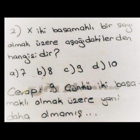 Matematikle aran nasıl?