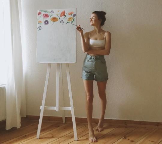 Uğraştığınız bir sanat türü var mı?