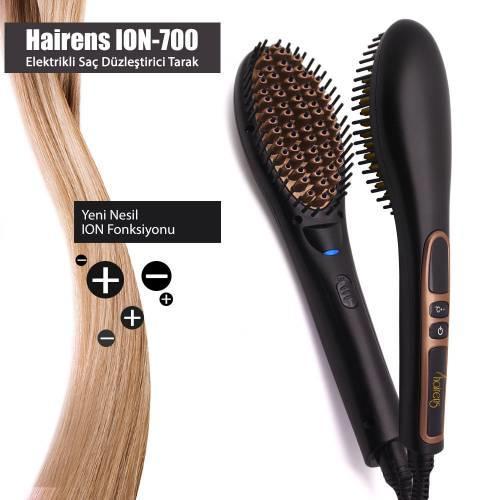Sağlıklı düz saçlar için en iyi saç düzleştirici hangisi?
