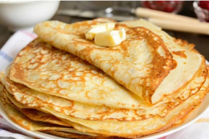 Kahvaltılık en pratik krep tarifim krep sevenlere gelsin, senin krep tarifin nasıl 😊?