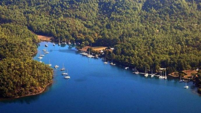 Türkiye'nin en güzel körfezi Gökova değil mi?