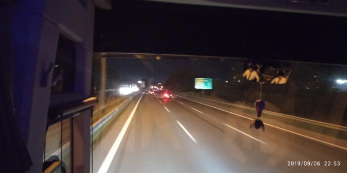 Gece otobüs yolculuğunu sever misiniz?