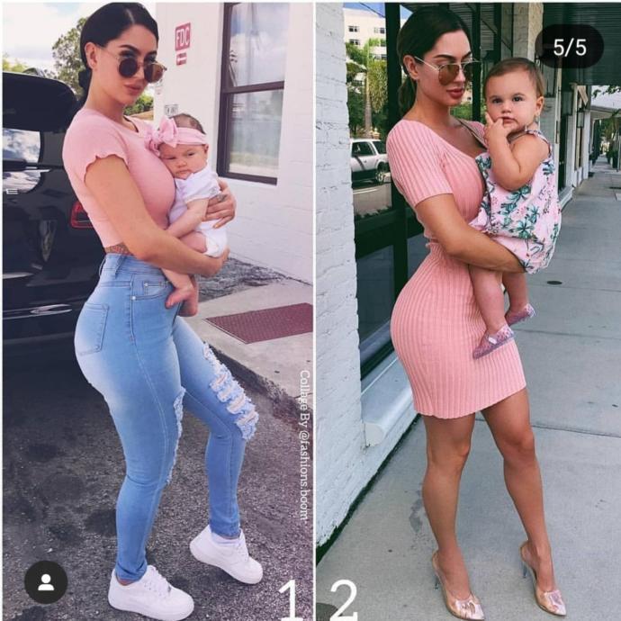 Böyle kalkik popolar squat ile mi oluyor estetik müdahale ile mi yoksa genetik mi? Böyle olması için ne yapmalıyım?
