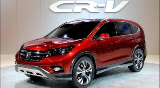 Honda CR-V Hybrit 2019