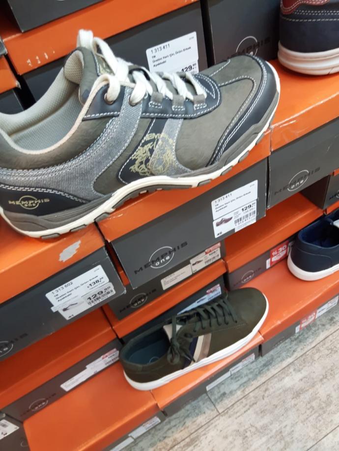 Sizce bu ayakkabı güzel mi?