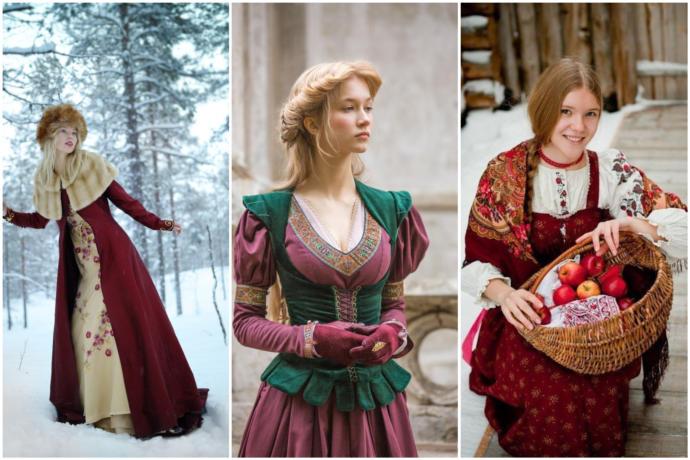 Rus güzeller