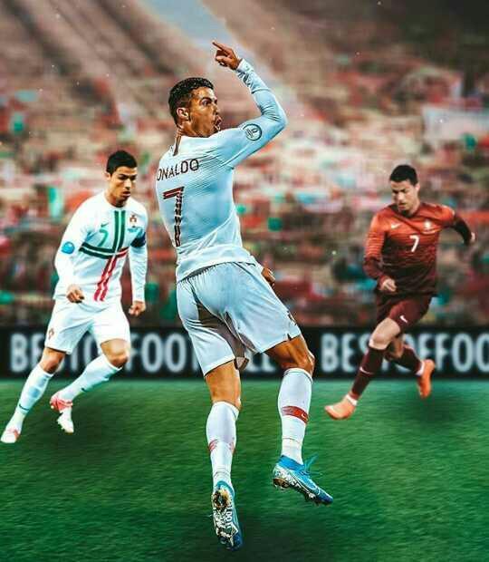 Cristiano Ronaldo Euro 2020 Elemeleri'nde Lionel Messi'yi alt üst ediyor. Düşünceleriniz nedir?