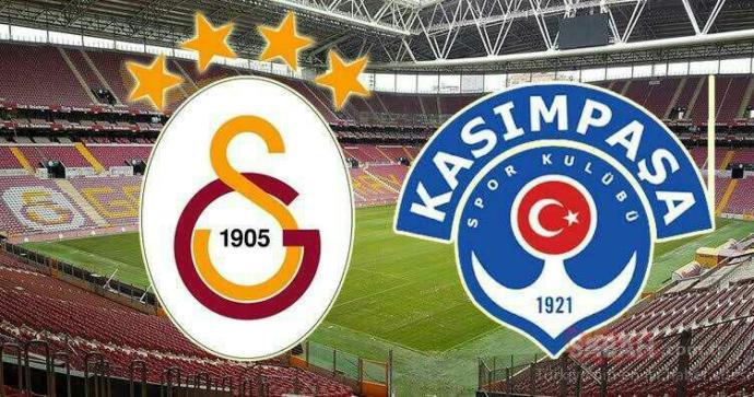 Galatasaray 🆚 Kasımpaşa ⚽ Sizce kazanan kim olacak?
