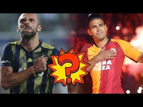 Spor Toto Süper Lig'in bu sezon gol kralı size göre kim olur? Vedat Muriç mi yoksa Radamel Falcao mu?