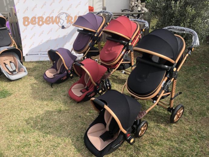Beneto bebek arabası