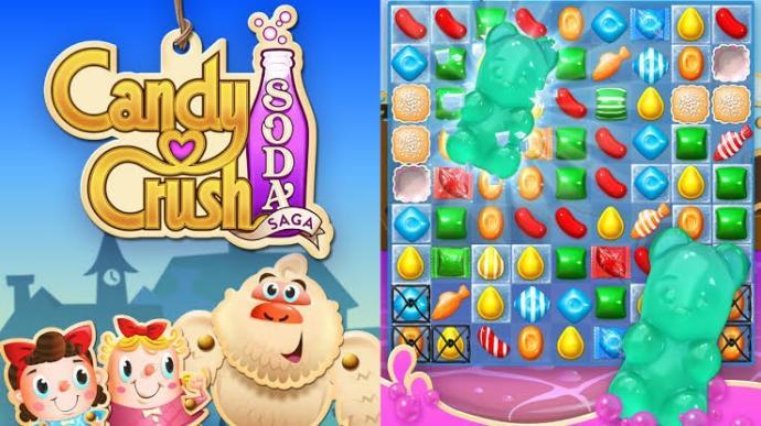 Candy Crush oynuyor musunuz ?