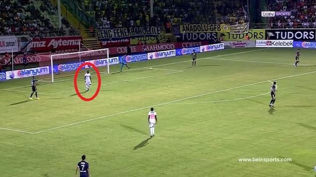 Fenerbahçe, TFF'ye başvurdu! Alanyaspor-Fenerbahçe maçında kural hatası mı var?