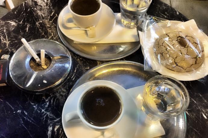 Siteden hangi üyeyle kahve içmek istersiniz?