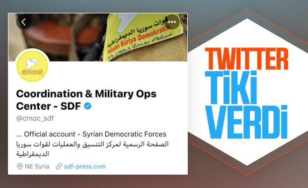 Twitter, YPG'ye mavi tik verdi! Twitter'ın terör örgütünü tanıması hakkında ne düşünüyorsunuz?