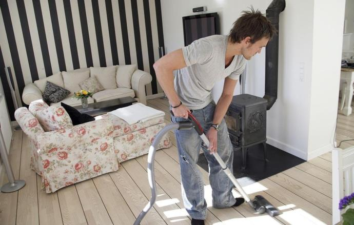 Çat kapı gelen misafirleriniz için hızlı temizlik formülleriniz var mı?