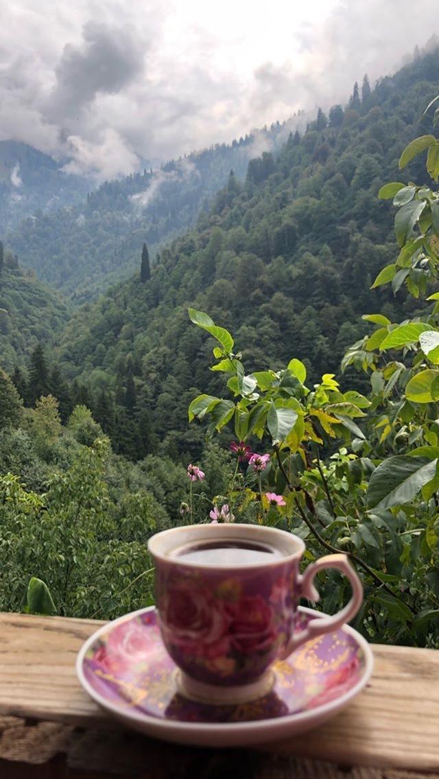 Kahvenizi nasıl bir manzarada içmek isterdiniz?