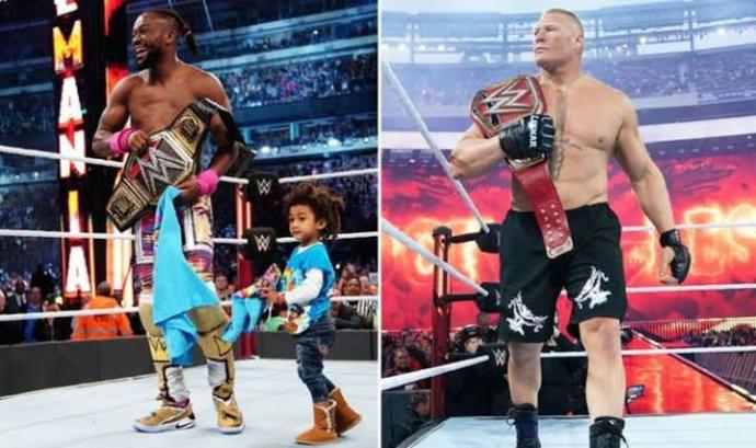 WWE Şampiyonluk maçında Brock Lesnar mı, Kofi Kingston mı kazanır?