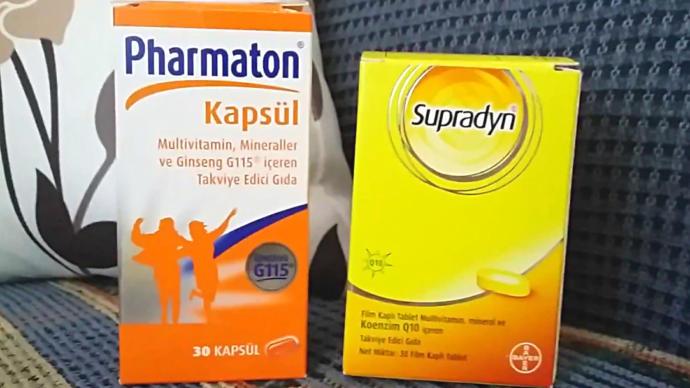 Pharmaton - Supradyn