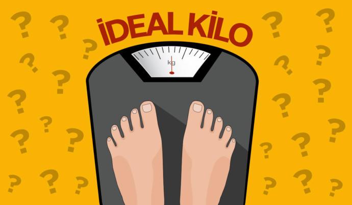 ideal kilo hesaplaması nasıl yapılır