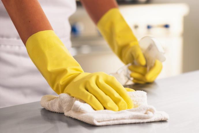 temizlik eldiveni