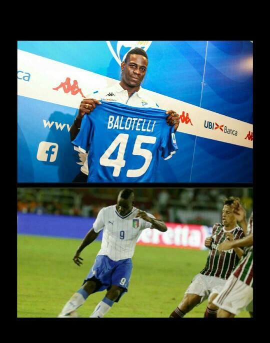 Ünlü Futbolcu Balotelli'den inciler 🍴Sevgilinizi hangi mekana götürürsünüz? Hesabı kim ödemeli?