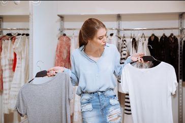 Ne giyeceğinize karar vermeniz ne kadar sürüyor?