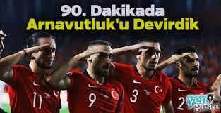 Türkiye 1 Arnavutluk 0, ve Euro 2020'ye artık bir adım kaldı! Maç ile ilgili düşünceleriniz nedir?