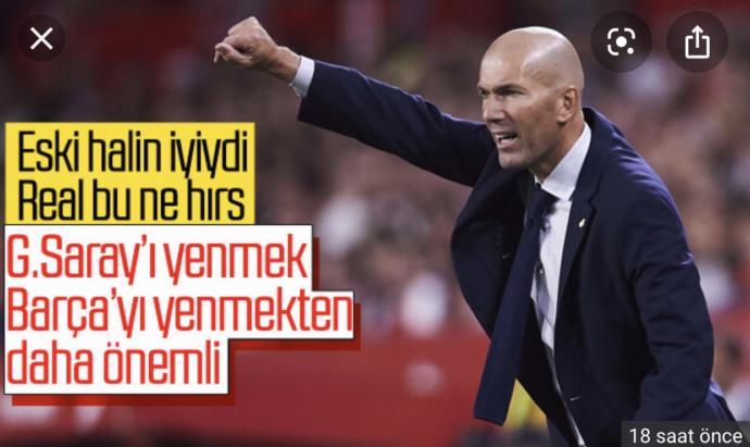 Real Madrid Başkanının Galatasaray Hakkında Yaptığı Açıklama Hakkında Ne Düşünüyorsunuz?