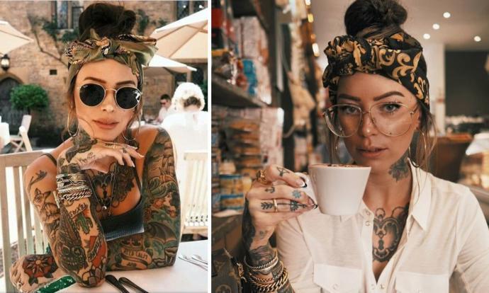 Kadınlarda dövme mi daha itici duruyor yoksa piercing mi?