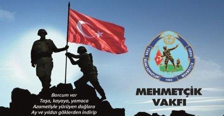 Barış Pınarı Harekatına destek olmak adına, Mehmetçik Vakfına SMS ile bağış yapmak ister miydiniz🇹🇷🇹🇷?