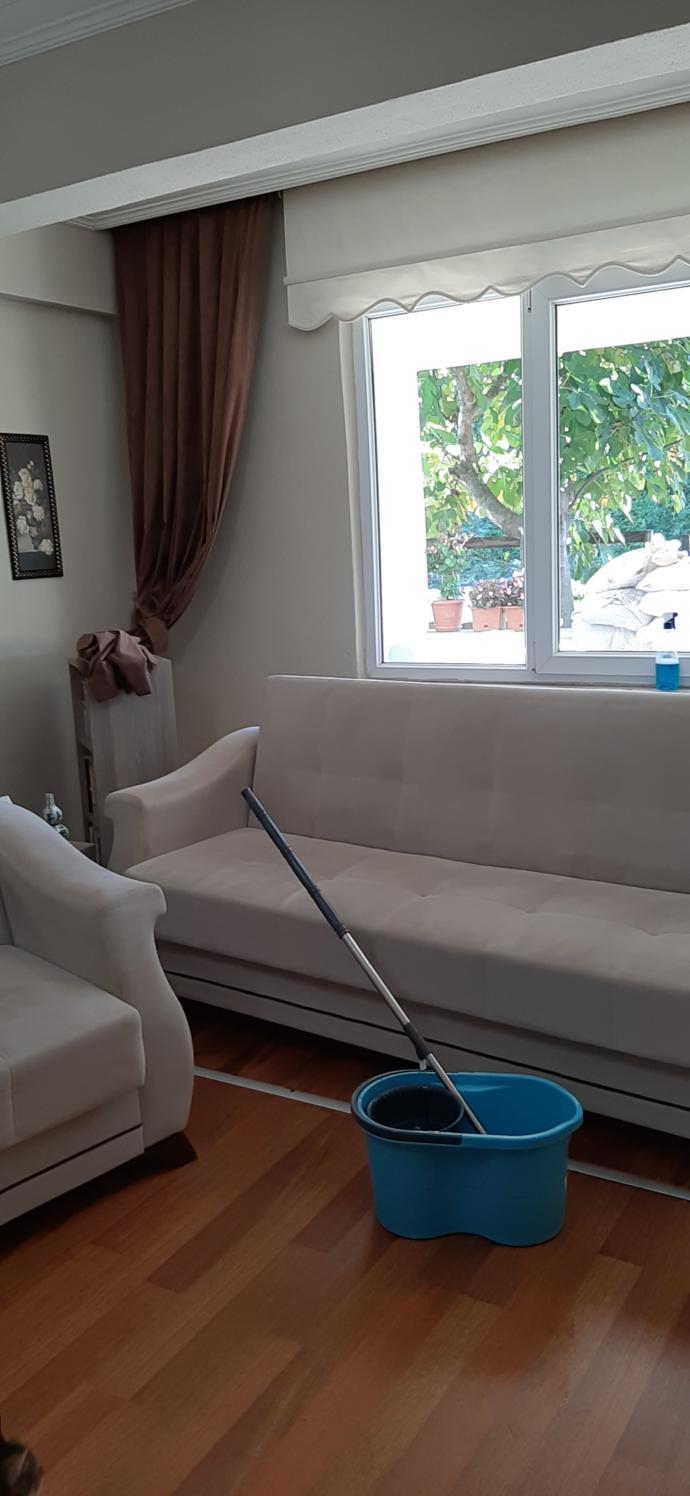 Temizlik yapmak isteyen var mı?