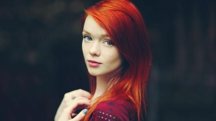 Her saç renginin yakıştığı kişiler şanslı mıdır güzel mi?