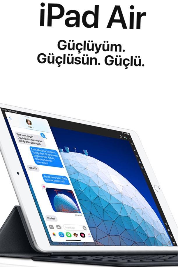 Sizce hangi iPad benim için daha kullanışlı olur ya da farklı bir öneriniz var mı bana?
