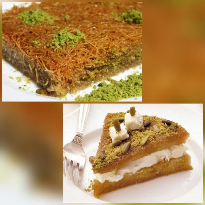 İkisini de dene tarafını seç; Çayının yanına ekmek kadayıfı mı yoksa basma kadayıf mı yakışır?