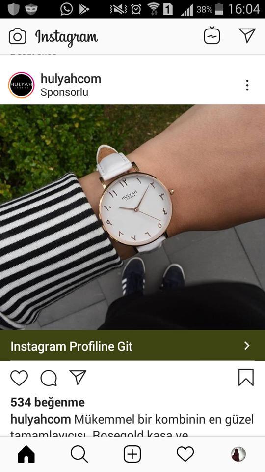 Bu saat güzelmi?