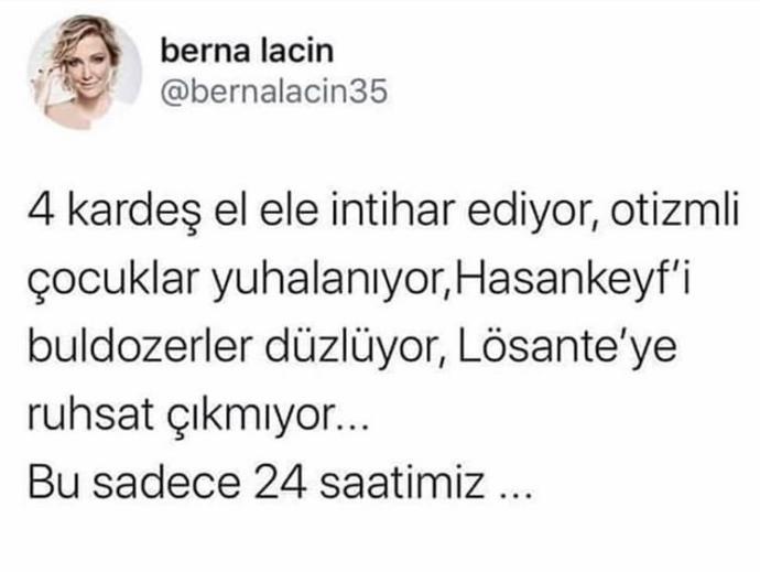 Türkiye'de yaşamaktan memnun musunuz?