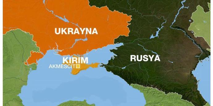 1944 Kırım Tatar Soykırımının Bedeli Olarak Sizce Kırıma Bağımsızlık tanınmalı mı?