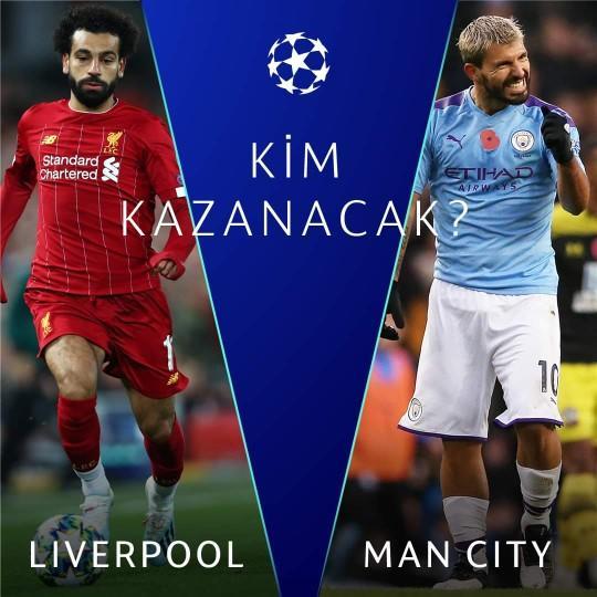 Premier Ligde yılın maçı bu akşam: Liverpool FC - Manchester City! Sizce kazanan hangisi olacak?