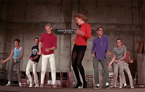 KSde hangi üyeyle diskoda çılgınlar gibi eğlenmek isterdin?