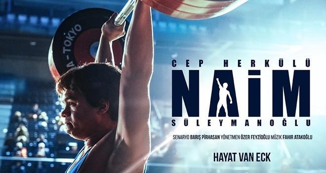 Cep Herkülü Naim Süleymanoğlu filmi vizyona girdi! Filmi sinemada izlemeyi düşünüyor musunuz?