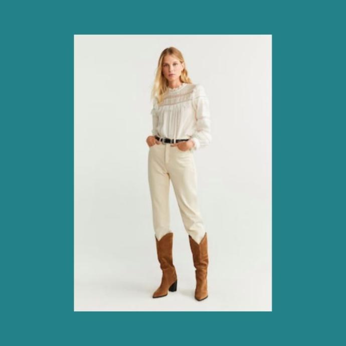 Bol pantolon ve çizme modası size uygun mu?