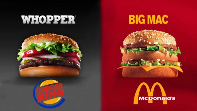 Sizce hangisinin burgerleri daha iyi?