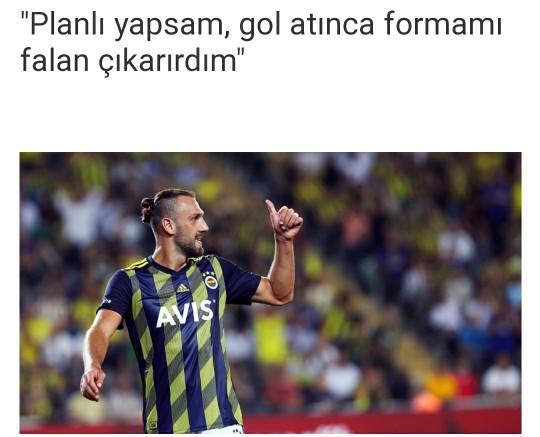 Vedat Muriqi, Gaziantep maçında kırmızı kartı bilerek mi gördü?