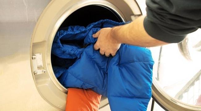 Şişme mont nasıl yıkanır?