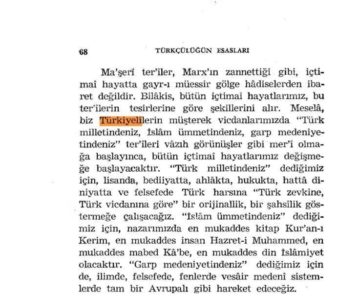 Bu memlekette birileri için Türk Milleti demek neden bu kadar zor bir iş?