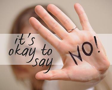 Gerektiğinde hayır diyebiliyor musunuz?