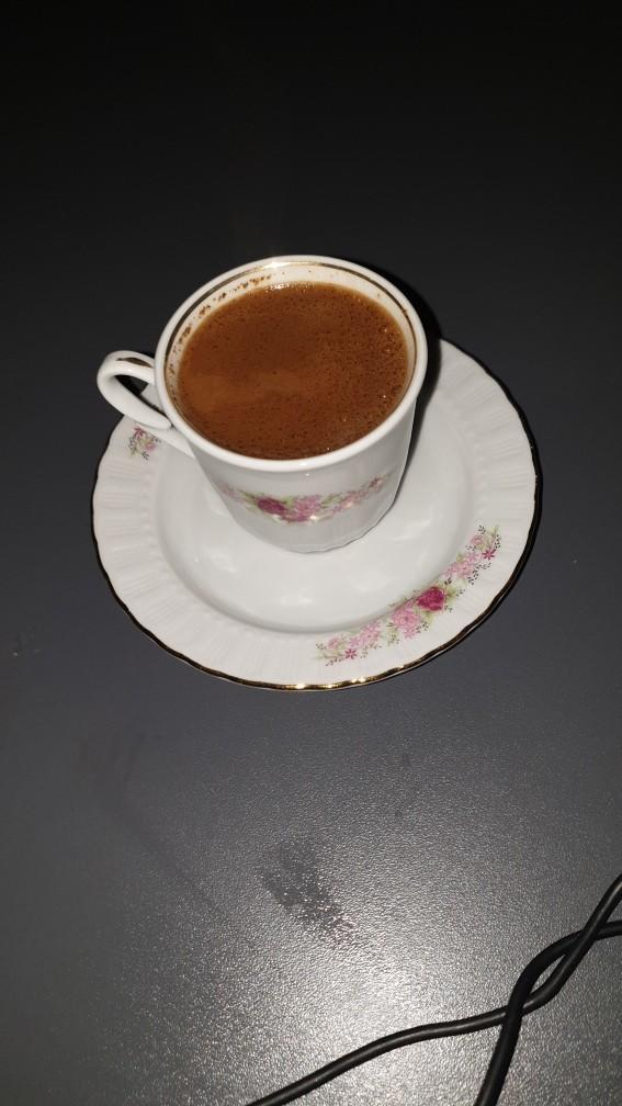 Bu saatte kahve icilir mi?
