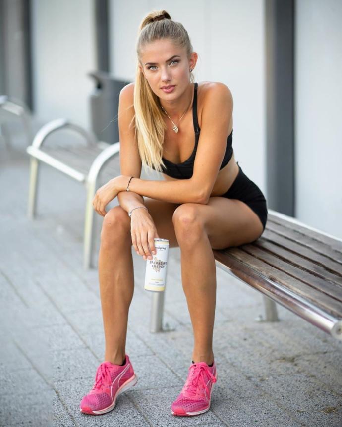 Alica Schmidt dünyanın en güzel atleti seçildi. Hak etmiş mi sizce?