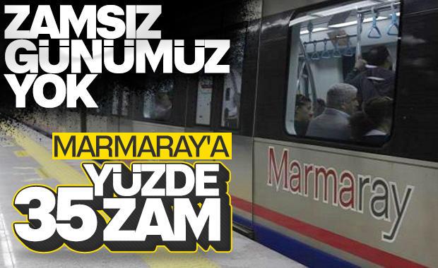 TCDD de boş durmadı Marmaraya %35 zam geldi! Toplu ulaşım mı? Bisikletli ulaşım mı?