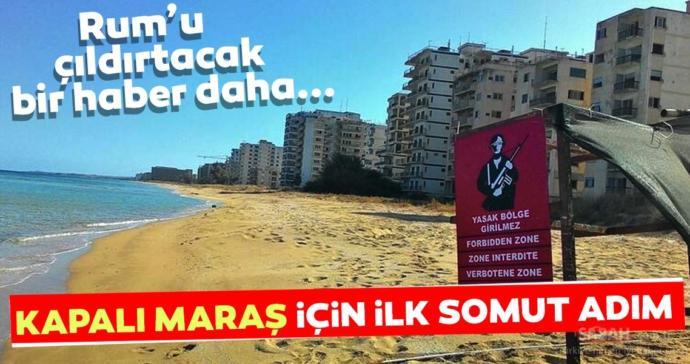 Kıbrıs kapalı Maraş (Varosha) turizme tekrar açılmalı mı?